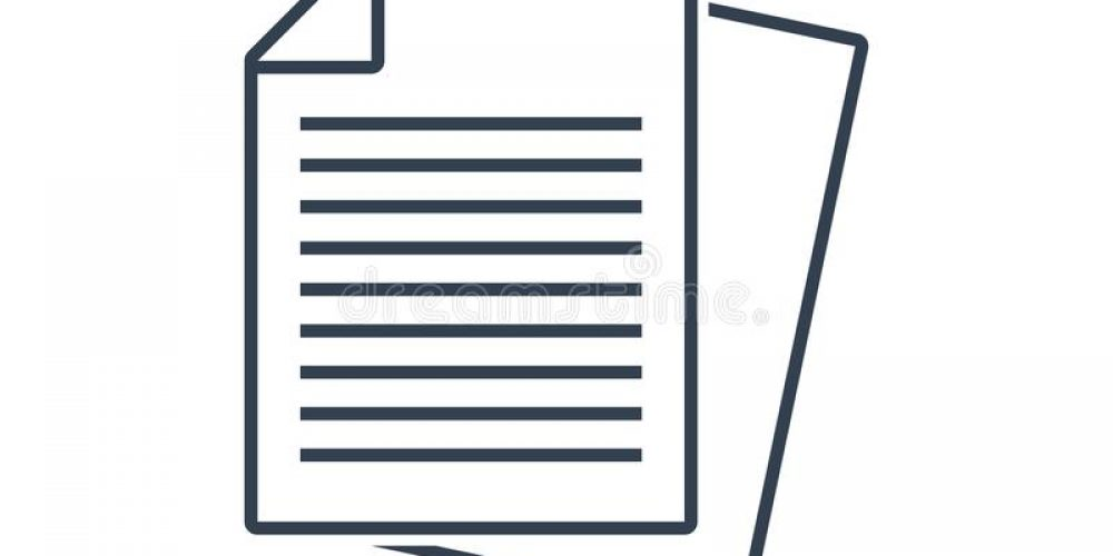 document-icon-vector-stack-paper-sheets-illustration-131104983